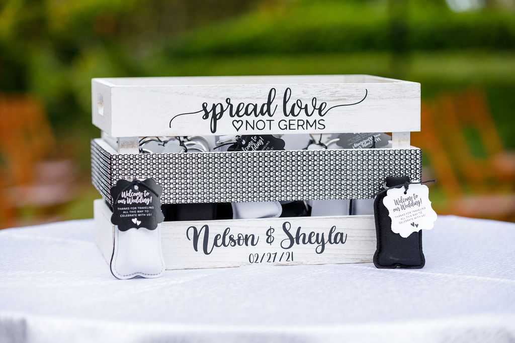 Cultural Wedding - Just Marry Weddings - Victoria Angela Photography - Favors