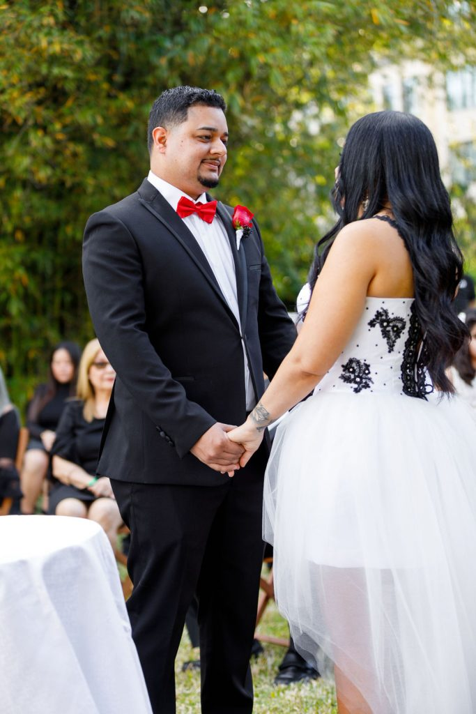Cultural Wedding - Just Marry Weddings - Victoria Angela Photography - Bride and Groom