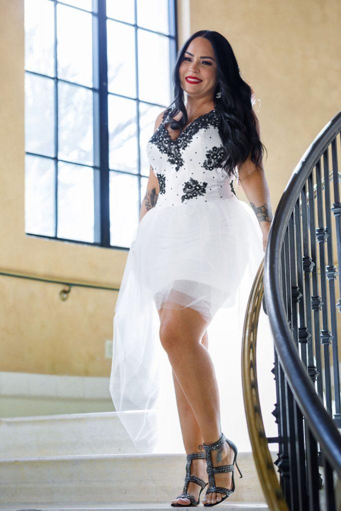 Cultural Wedding - Just Marry Weddings - Victoria Angela Photography - Bride