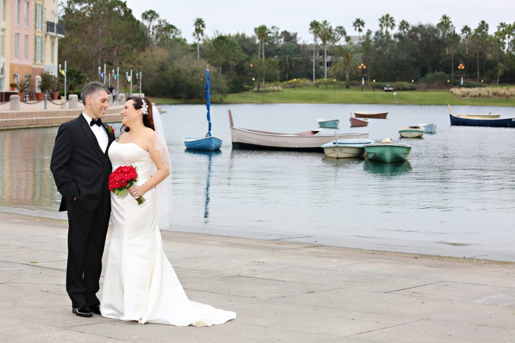 Universal Orlando Wedding