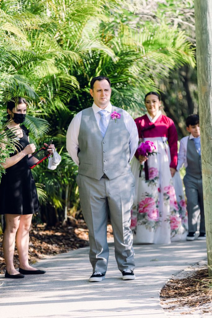 Destination Vow Renewal - Just Marry Weddings - Anna So Photography - Ceremony