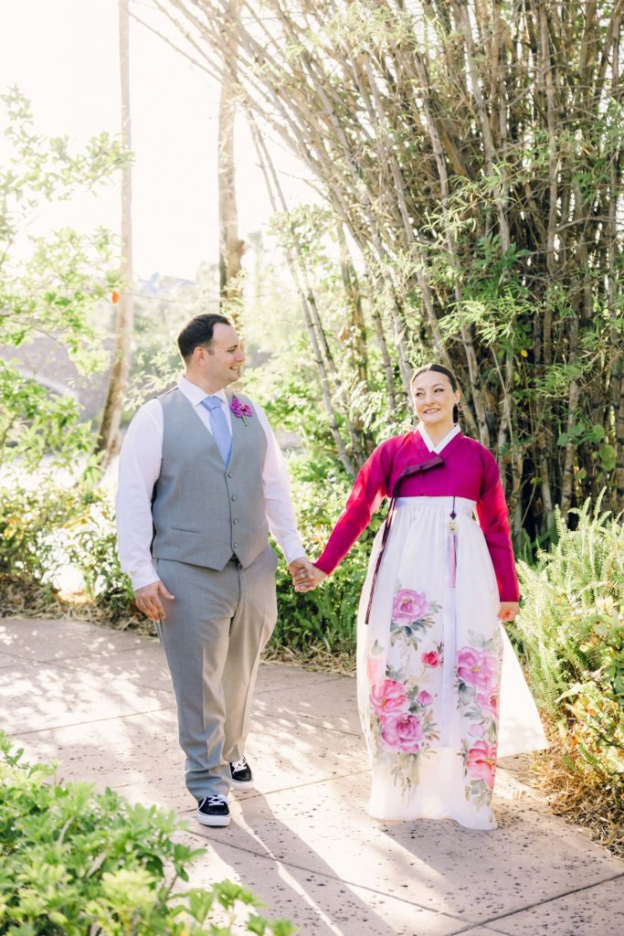 Destination Vow Renewal - Just Marry Weddings - Anna So Photography - Portraits