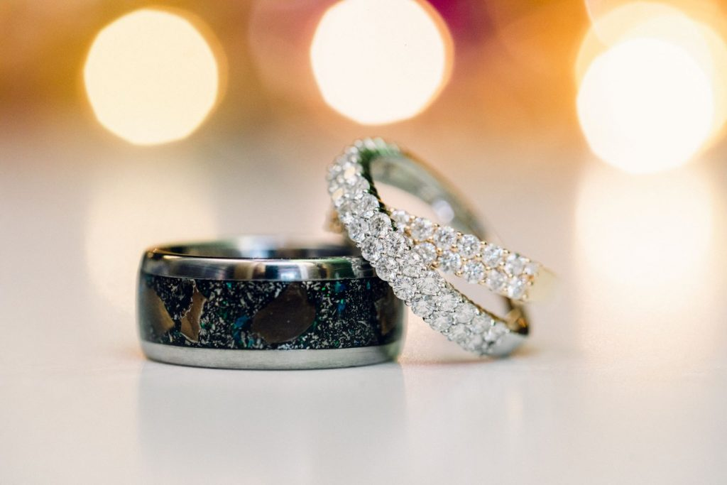 Destination Vow Renewal - Just Marry Weddings - Anna So Photography - Rings