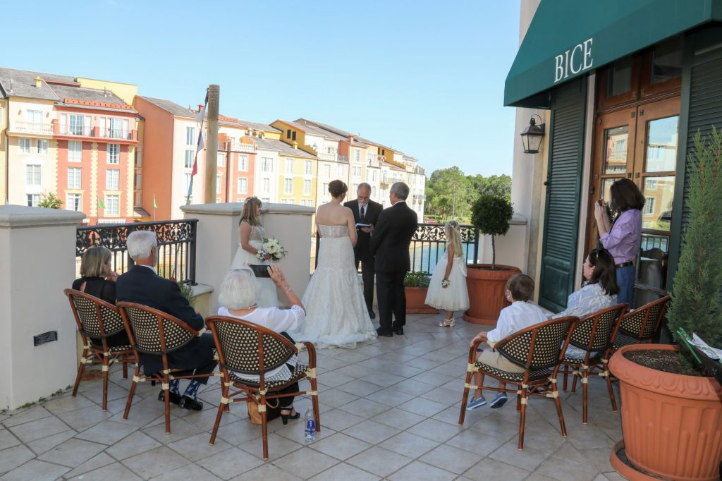 Destination Vow Renewal - Just Marry Weddings - Chapman Photography - Ceremony