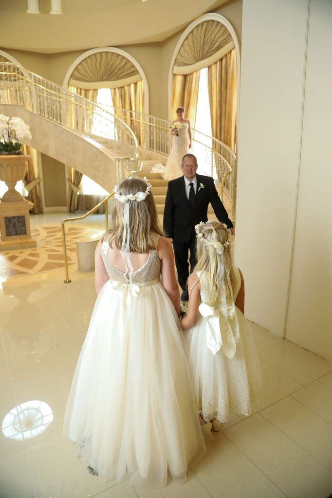 Destination Vow Renewal - Just Marry Weddings - Chapman Photography - First Look