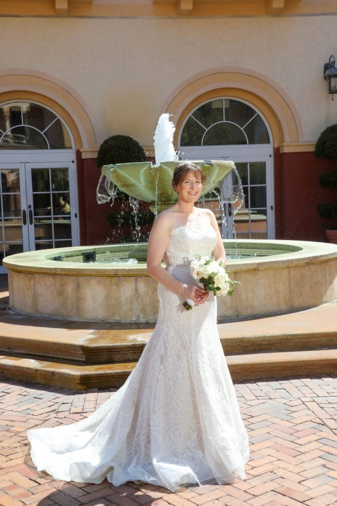 Destination Vow Renewal - Just Marry Weddings - Chapman Photography - Bride