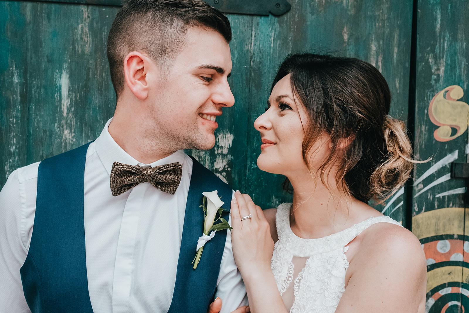 Destination Weddings in Florida   Hard Rock Hotel Wedding of Kelly and Joshua