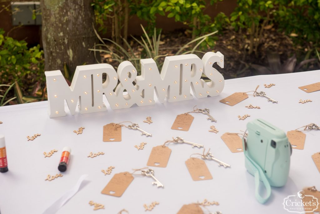 Disney Decor - Just Marry Weddings - Cricket's Photography
