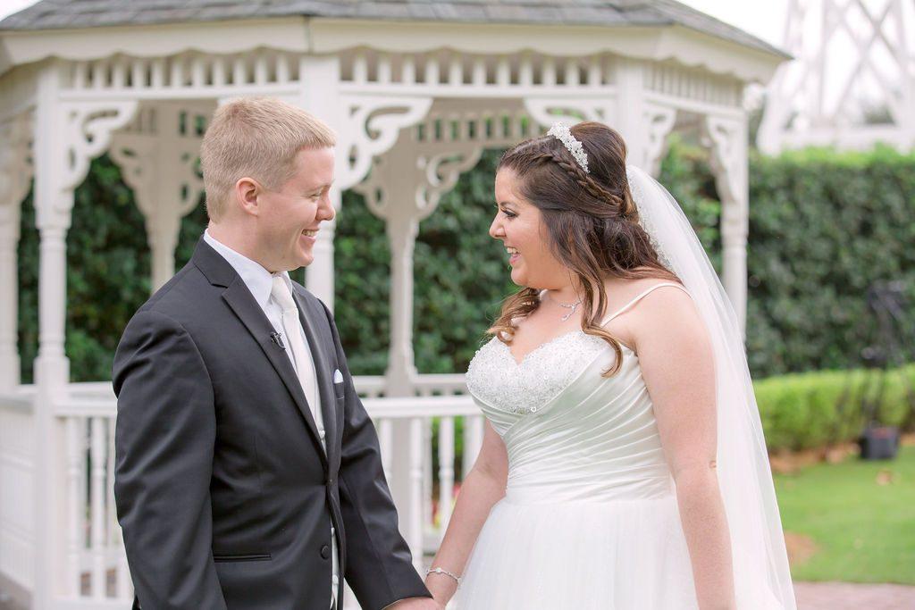 Disney Golf Wedding - Just Marry Weddings - Daylin Lavoy Photography