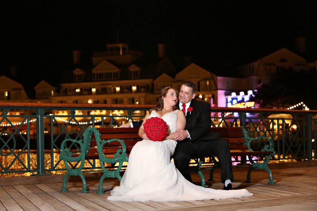 Disney Holiday Wedding - Just Marry Weddings - Regina Hyman Photography