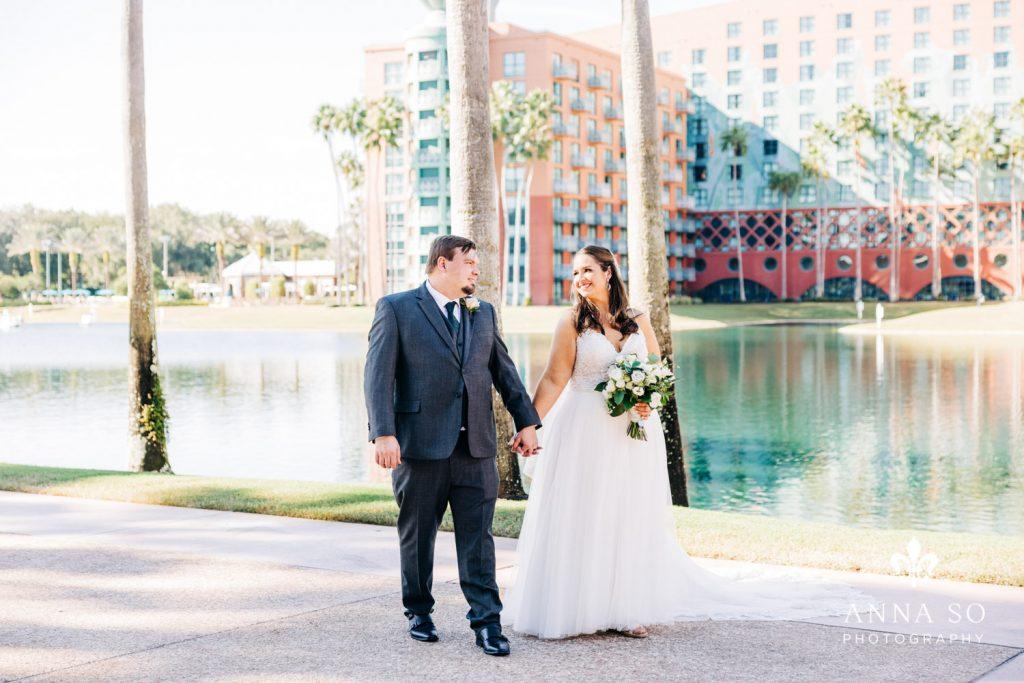 Disney Micro Wedding - Just Marry Weddings - Anna So Photography - Wedding Photos