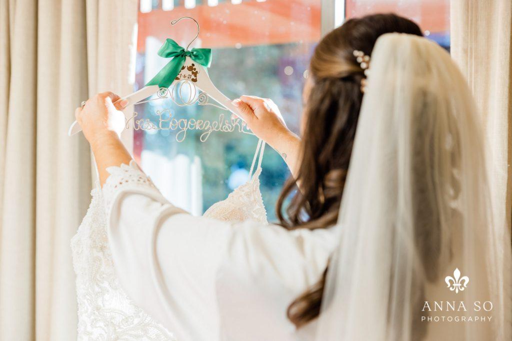 Disney Micro Wedding - Just Marry Weddings - Anna So Photography - Wedding Details