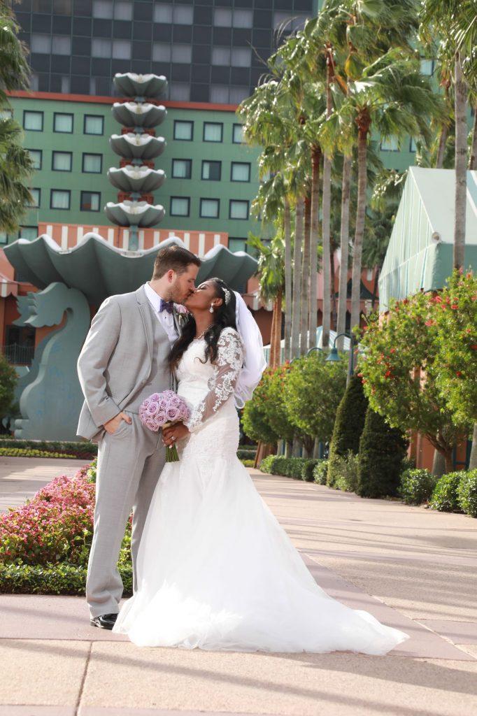 Disney Orlando Weddings - Just Marry Weddings - Chapman Photography
