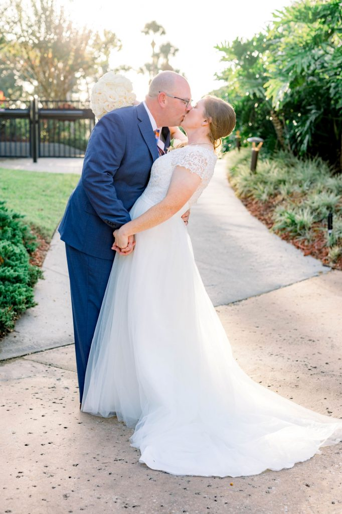 Disney Springs Wedding - Just Marry Weddings - Christina Janel Photography