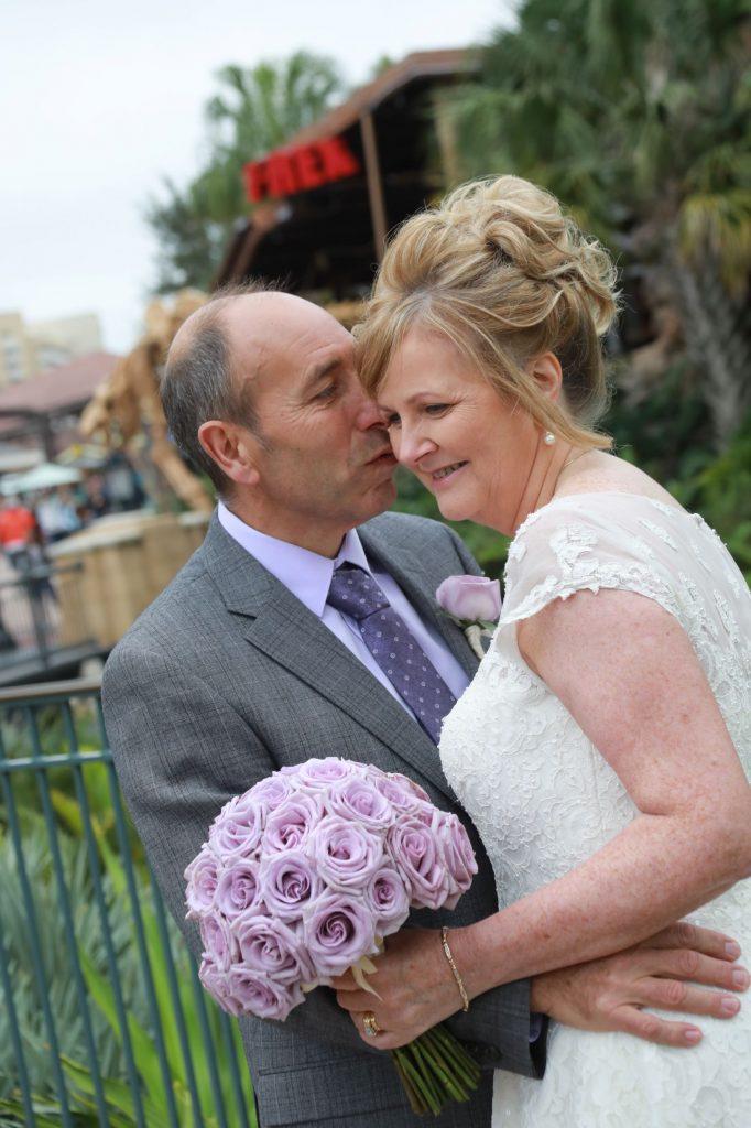 Disney Vow Renewal - Just Marry Weddings - Chapman Photography
