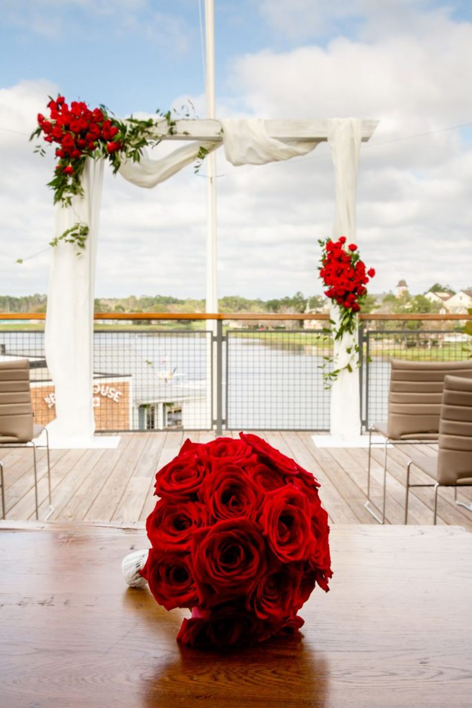 Disney Vow Renewal - Just Marry Weddings - David and Vicki Arndt Photography - Decor