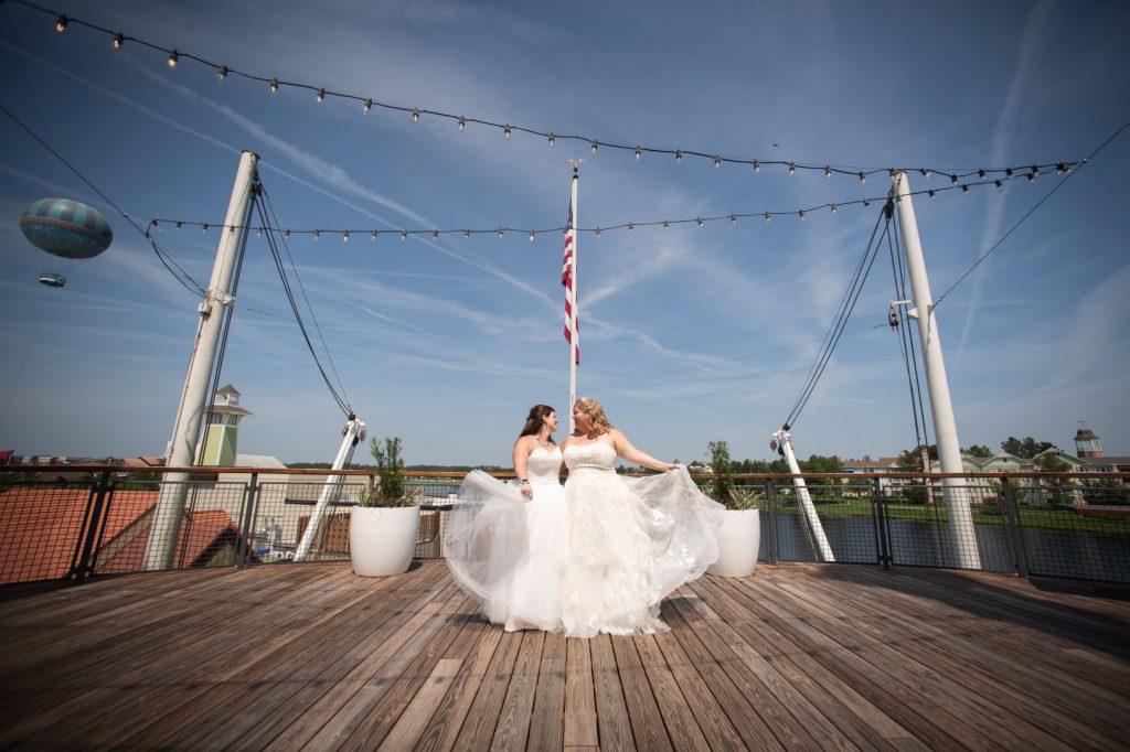 Disney Wedding Ideas - Just Marry Weddings - Nova Imagery - Paddlefish - Featured