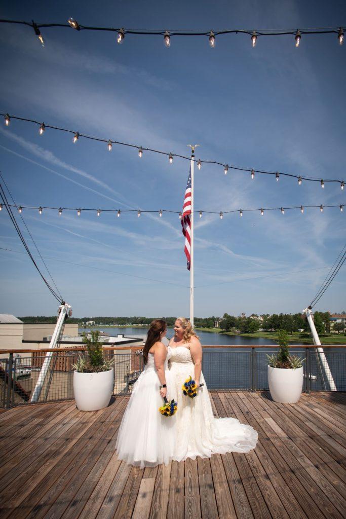 Disney Wedding Ideas - Just Marry Weddings - Nova Imagery - Paddlefish - Portraits