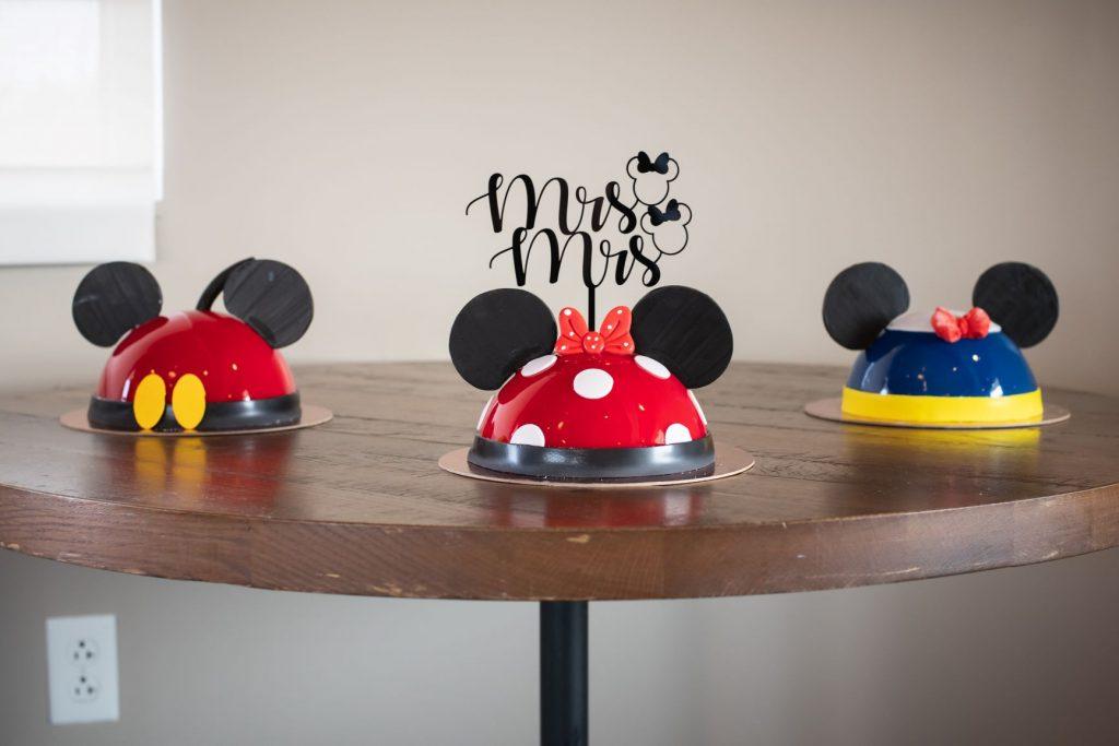 Disney Wedding Ideas - Just Marry Weddings - Nova Imagery - Paddlefish - Wedding Cake