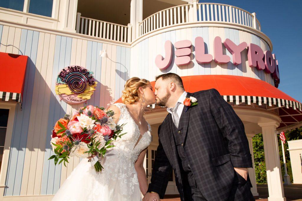 Disney Wedding - Just Marry Weddings - David and Vicki Arndt Photography - Portraits
