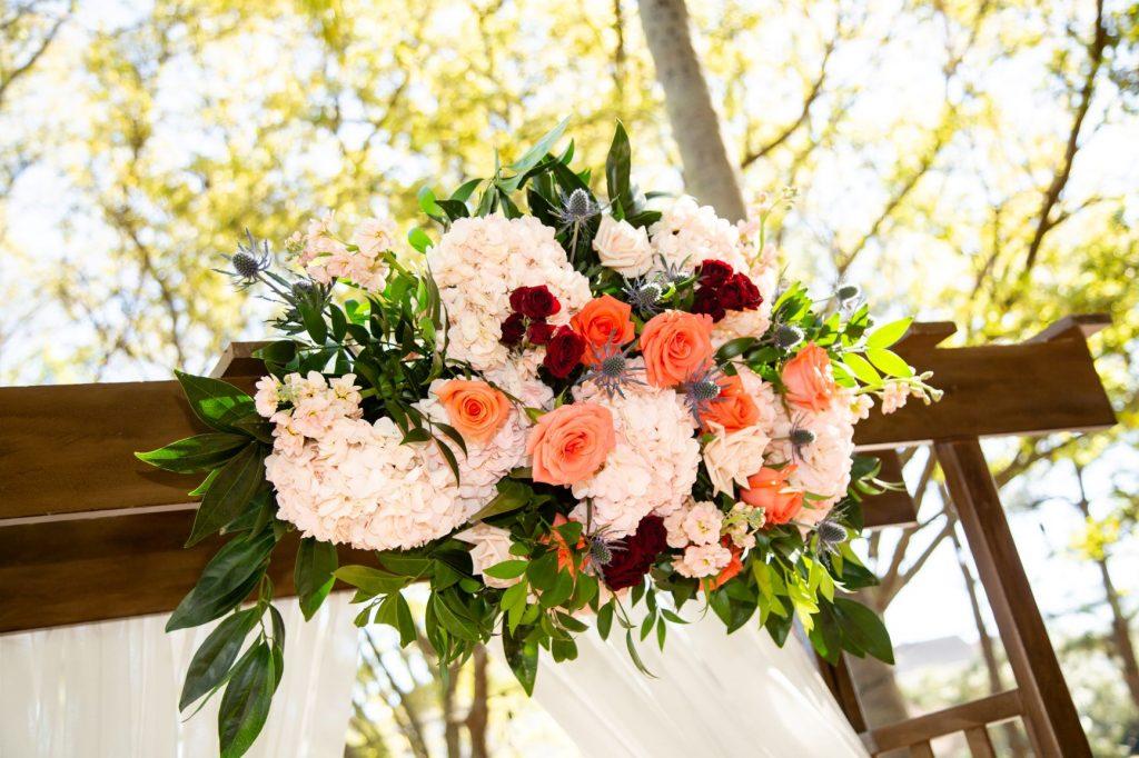 Disney Wedding - Just Marry Weddings - David and Vicki Arndt Photography - Ceremony Flowers