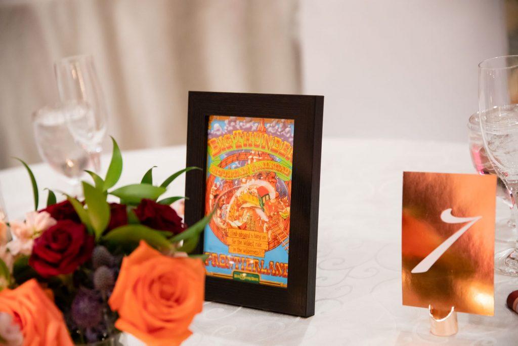 Disney Wedding - Just Marry Weddings - David and Vicki Arndt Photography - Reception Details
