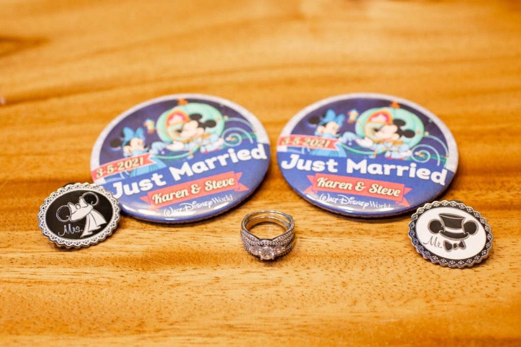 Disney Wedding - Just Marry Weddings - David and Vicki Arndt Photography - Details