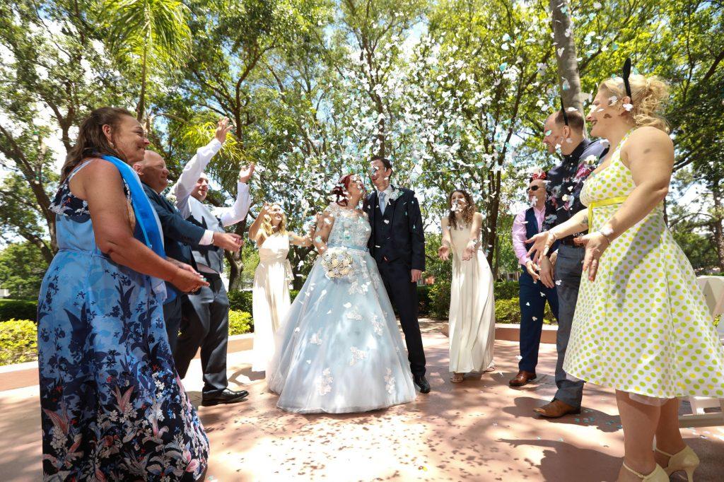 Disney Wedding Orlando - Just Marry Weddings - Chapman Photography