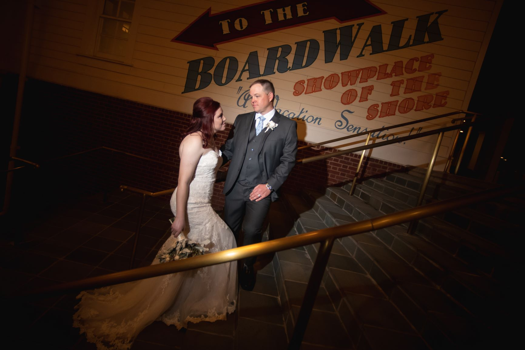Disney Wedding Theme | Erica and Kris at the WDW Swan and Dolphin