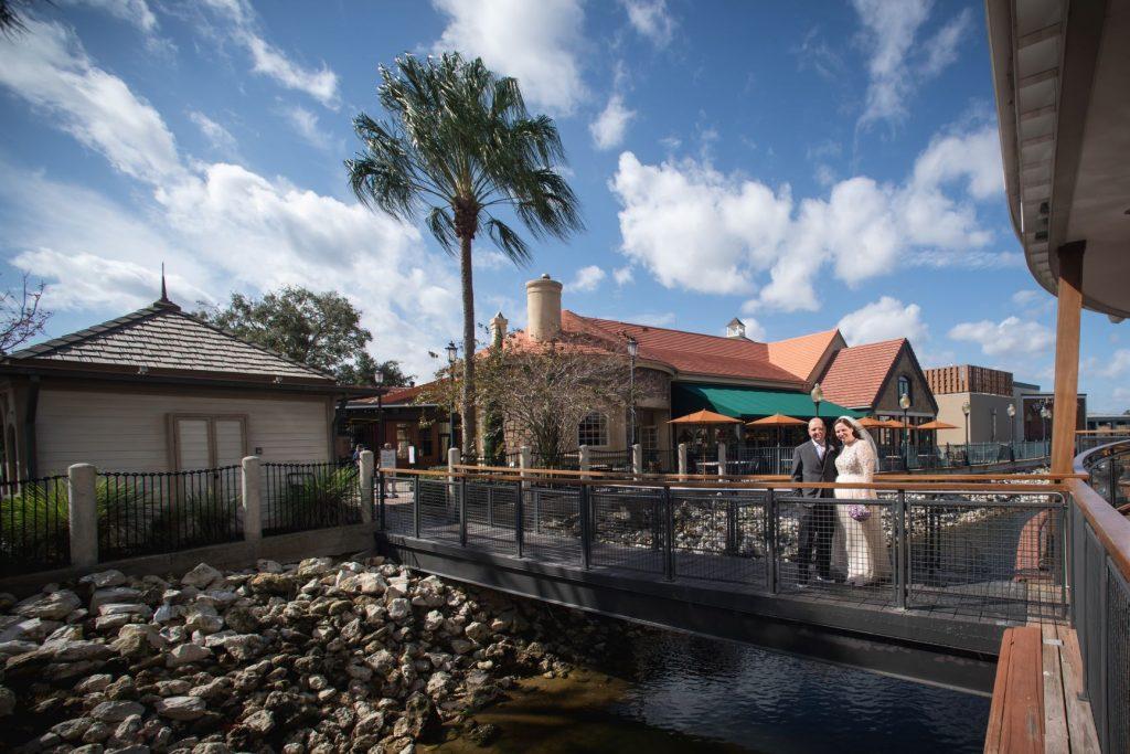 Disney Wedding Venue - Just Marry Weddings - Paddlefish - Everlasting Photography