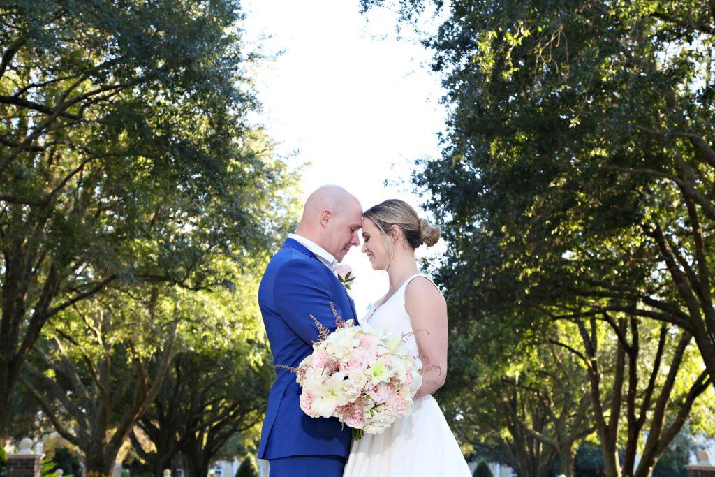 Disney Wedding Venue - Just Marry Weddings - Regina Hyman Photography
