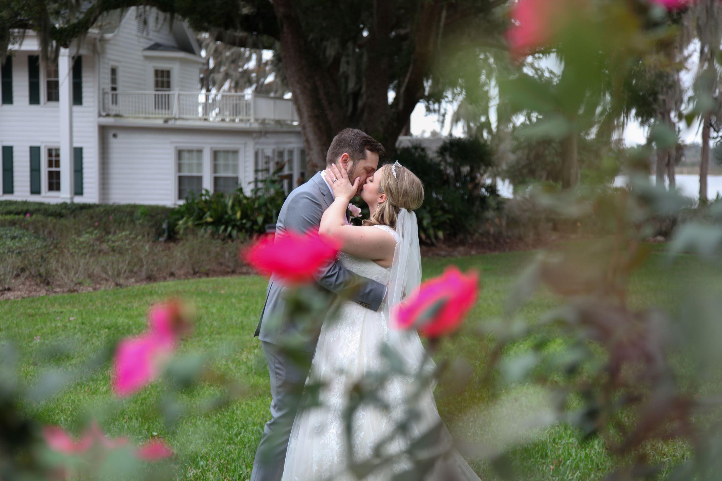 Cypress Grove Estate Wedding | Jessica and David