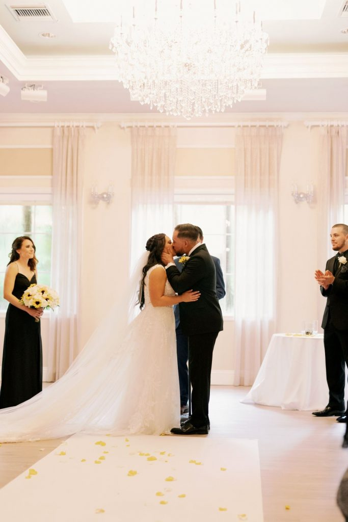 Fall Wedding - Just Marry Weddings - The Richards Photography