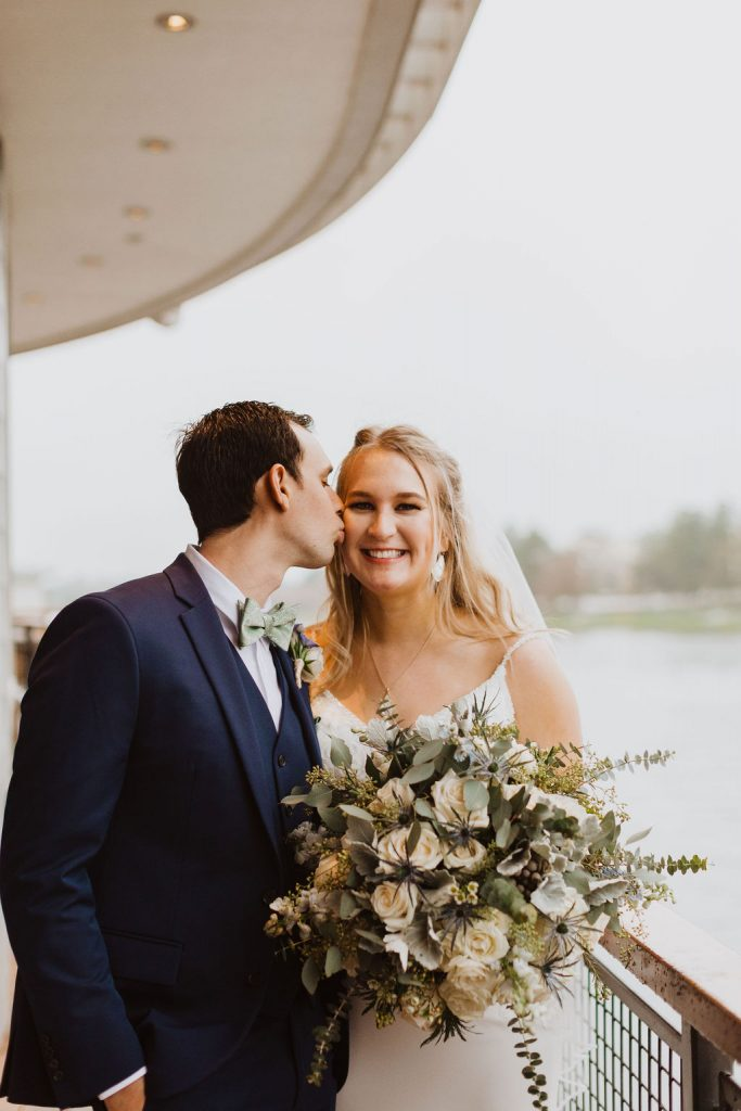 February Wedding - Just Marry Weddings - Laur Fernandez Photography