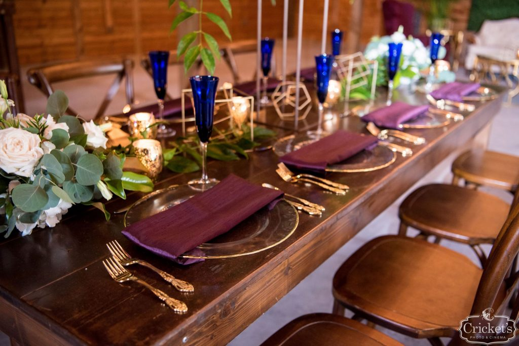 Florida Barn Wedding - Just Marry Weddings - Cricket's Photography
