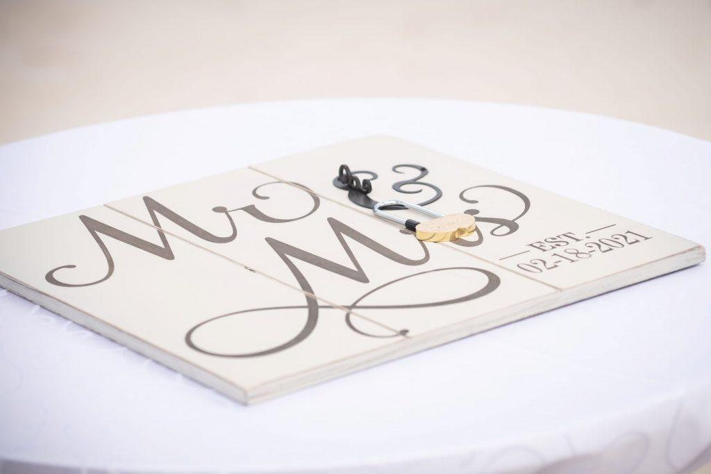 Florida Beach Wedding - Just Marry Weddings - Nova Imagery - Lock Unity Ceremony