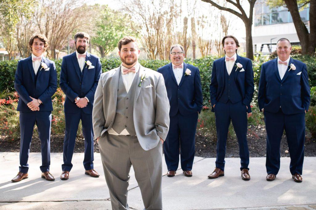 Florida Beach Wedding - Just Marry Weddings - Nova Imagery - Groom