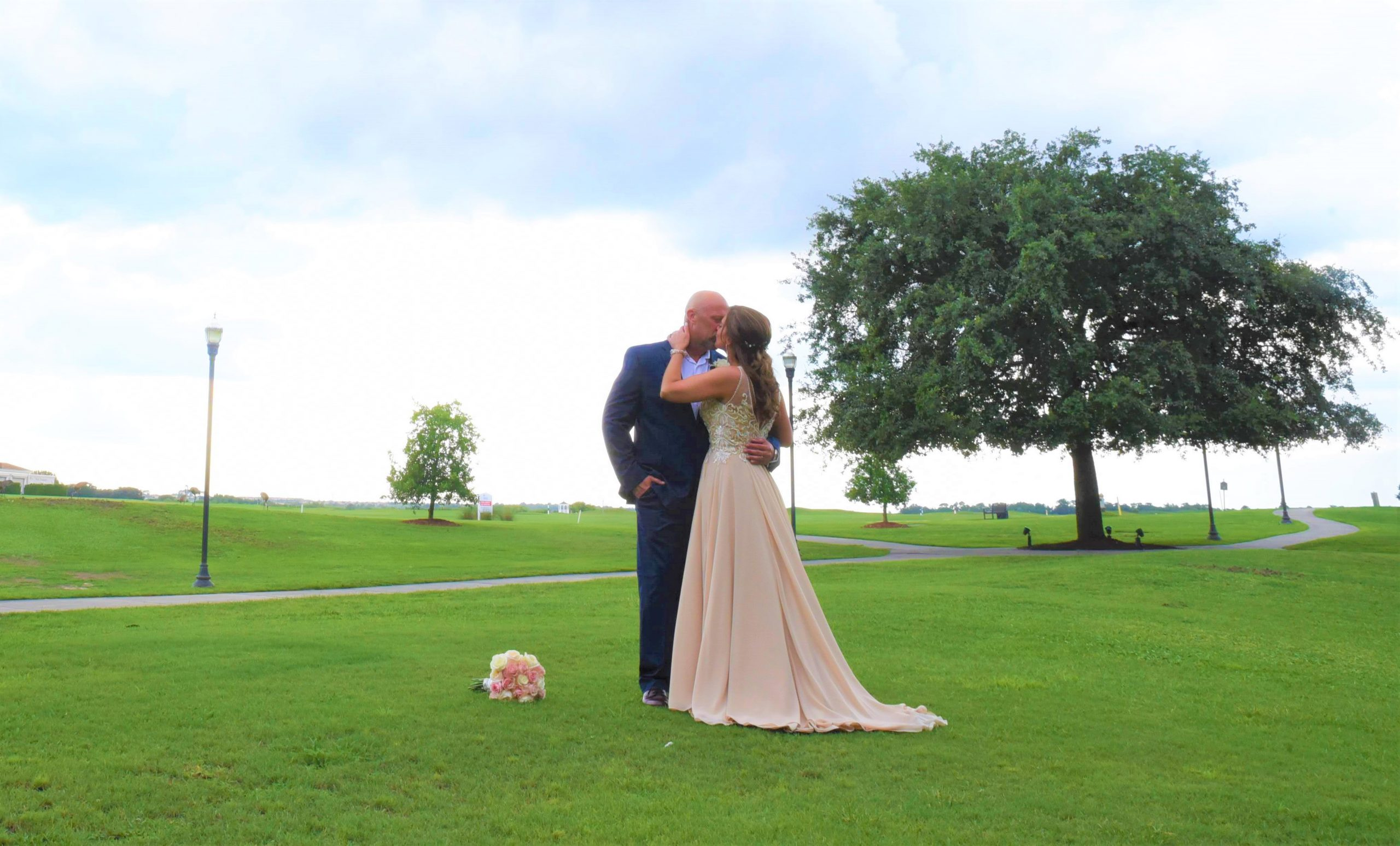 Florida Micro Wedding | Melanie and John at the Omni Orlando Resort