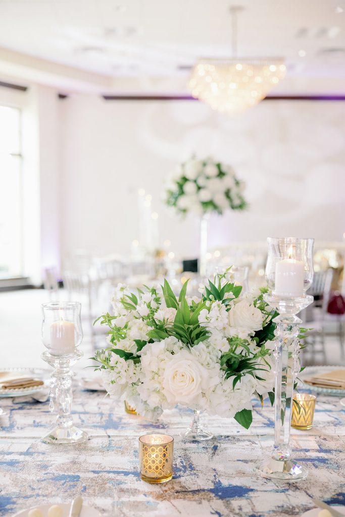 Glam Wedding Theme - Just Marry Weddings - KMD Photo and Film - Flowers