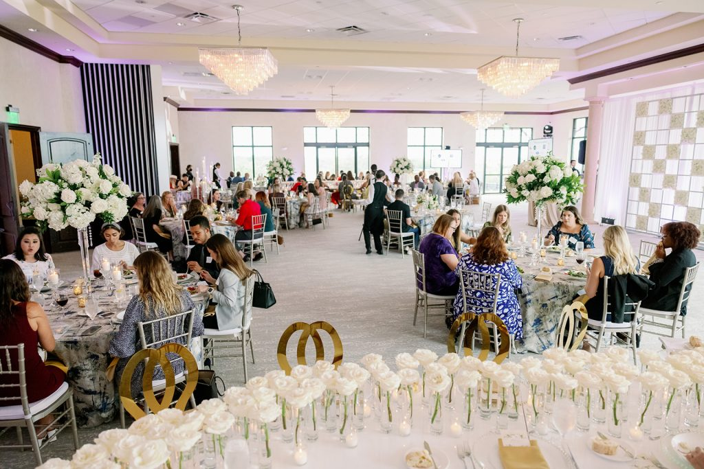 Glam Wedding Theme - Just Marry Weddings - KMD Photo and Film - Reception