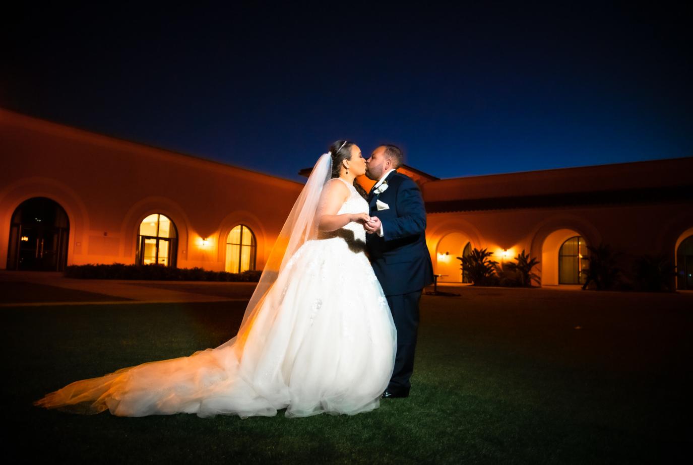Grey and Yellow Wedding | Isabel and Bernardo at the Omni Orlando Resort