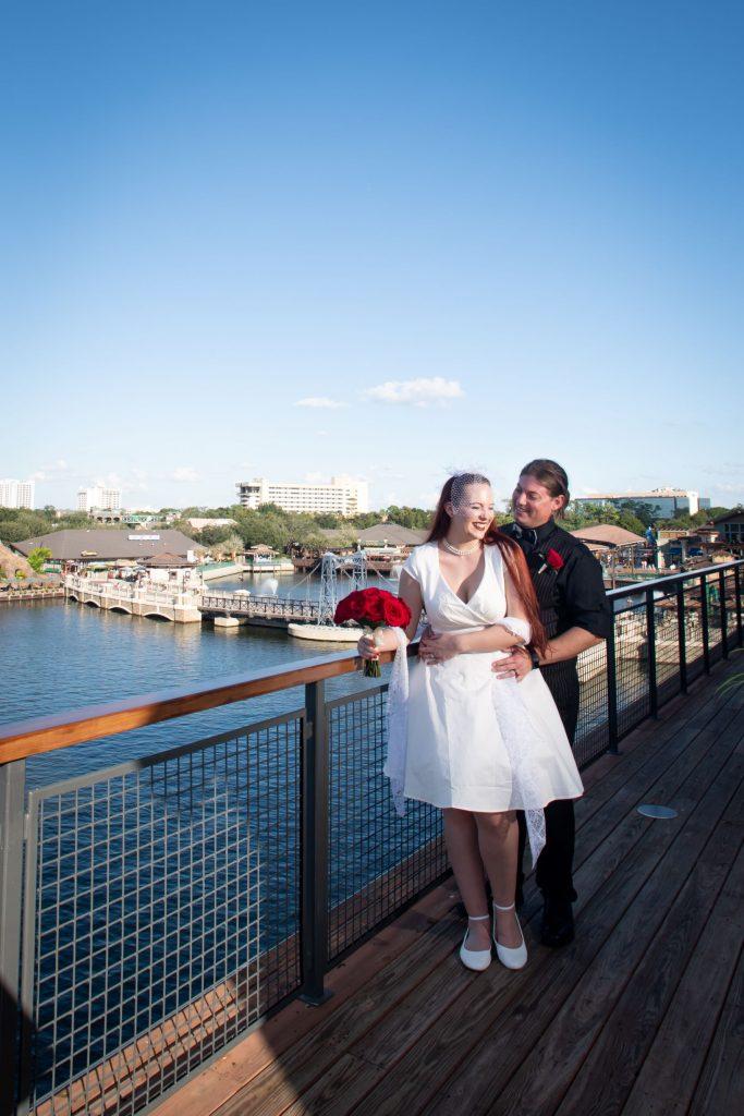 Halloween in Orlando - Just Marry Weddings - Everlasting Photography