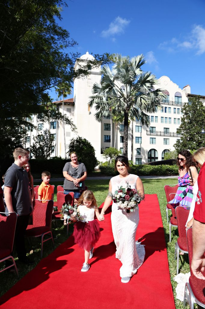 Hard Rock Wedding - Just Marry Weddings - Regina Hyman Photography