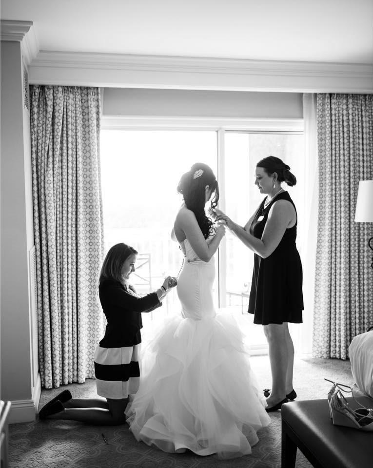 Hiring a Wedding Planner - Just Marry Weddings
