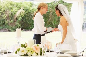 Hiring a Wedding Planner - Just Marry Weddings