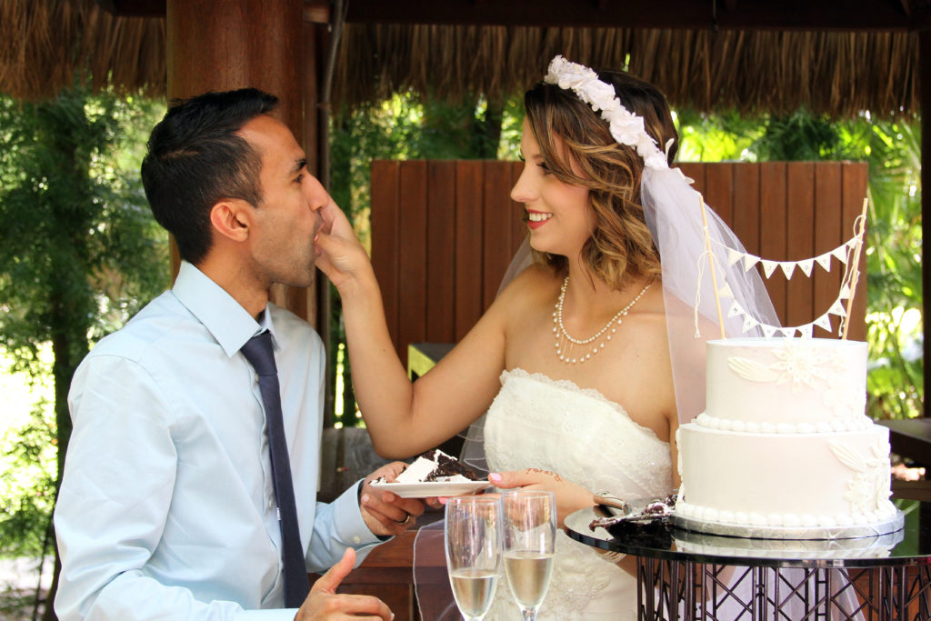 Royal Pacific Hotel Wedding