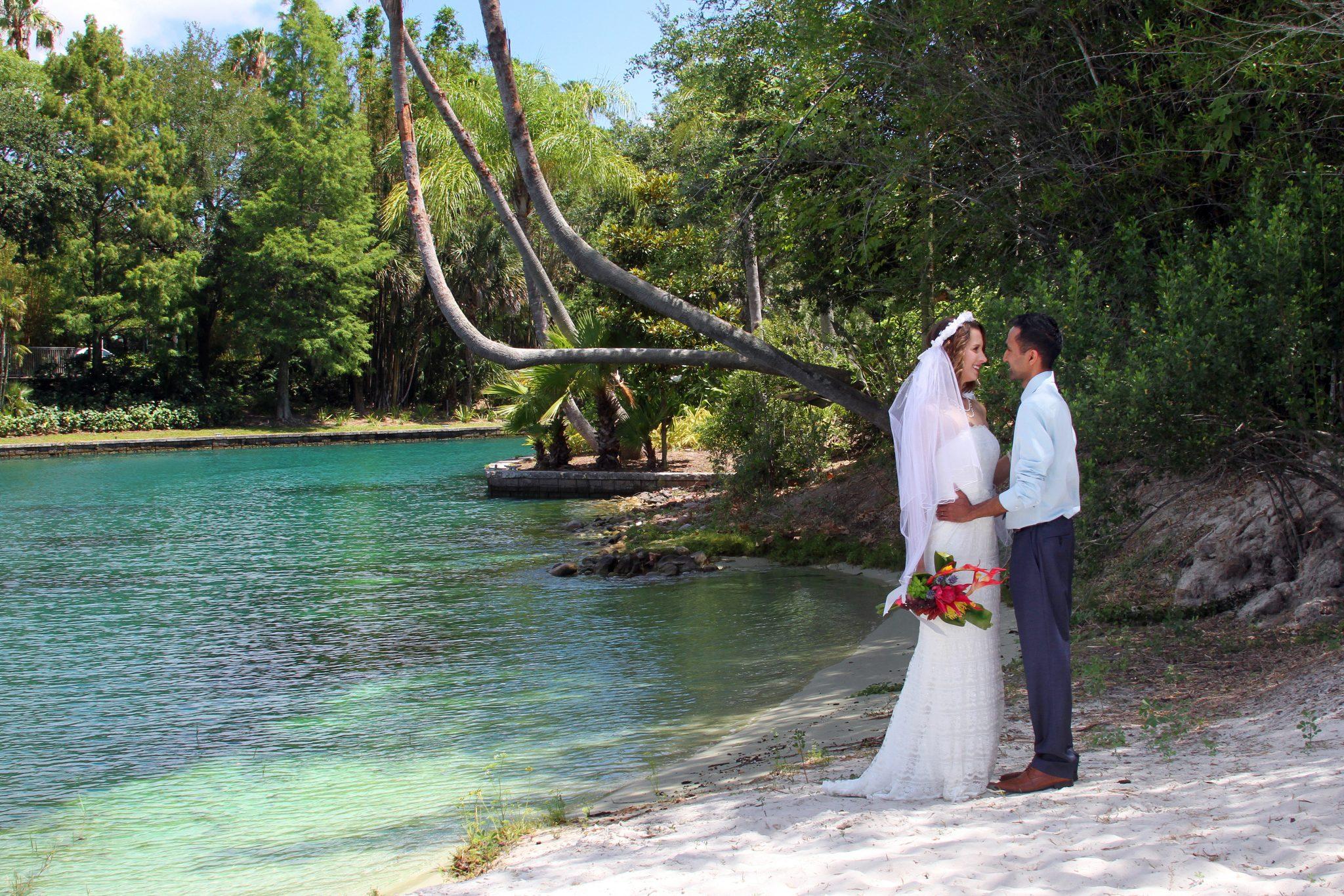Royal Pacific Resort Wedding | Rachel and Alok