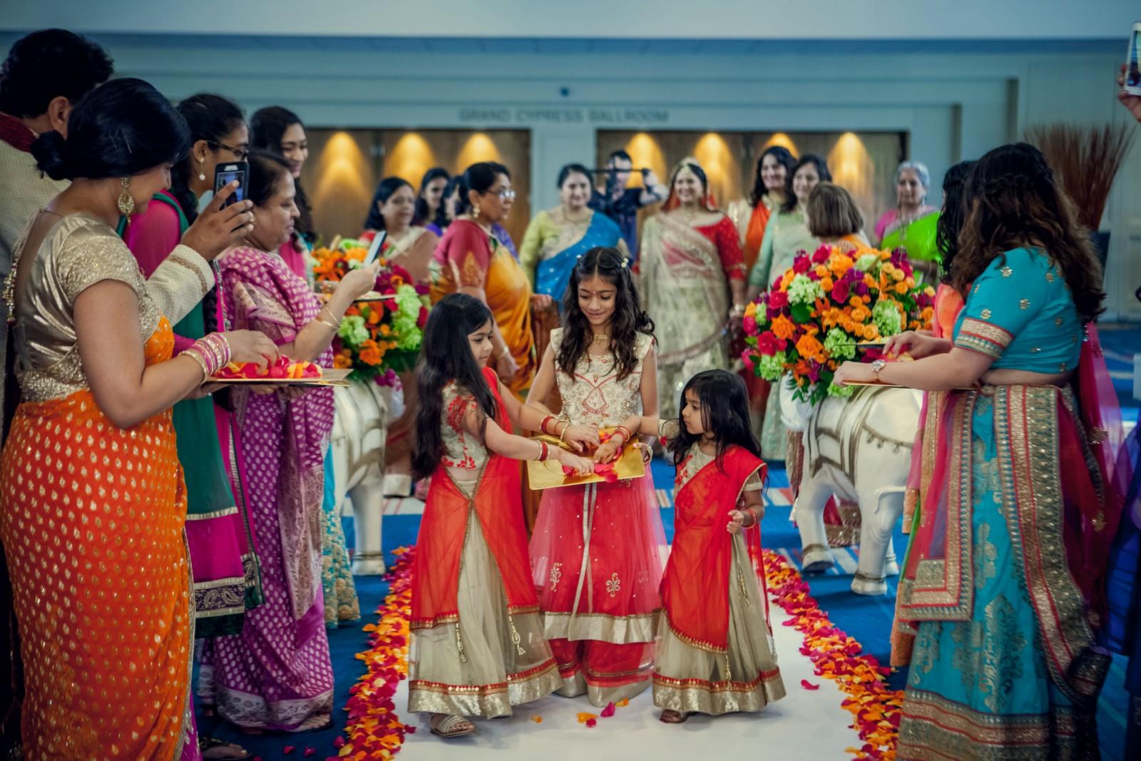Hyatt Regency Grand Cypress Wedding | Madhvi and Raj