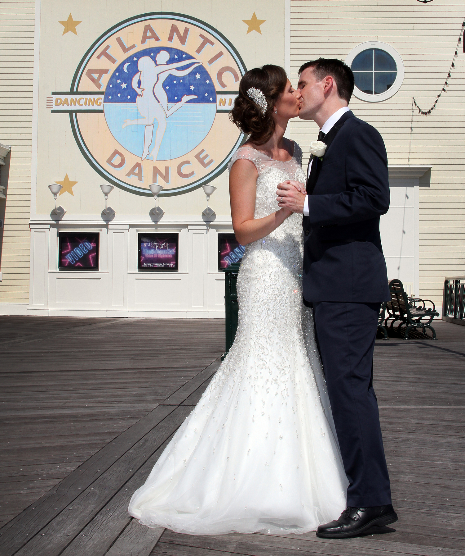 Swan and Dolphin Disney Wedding | Megan and Andrew