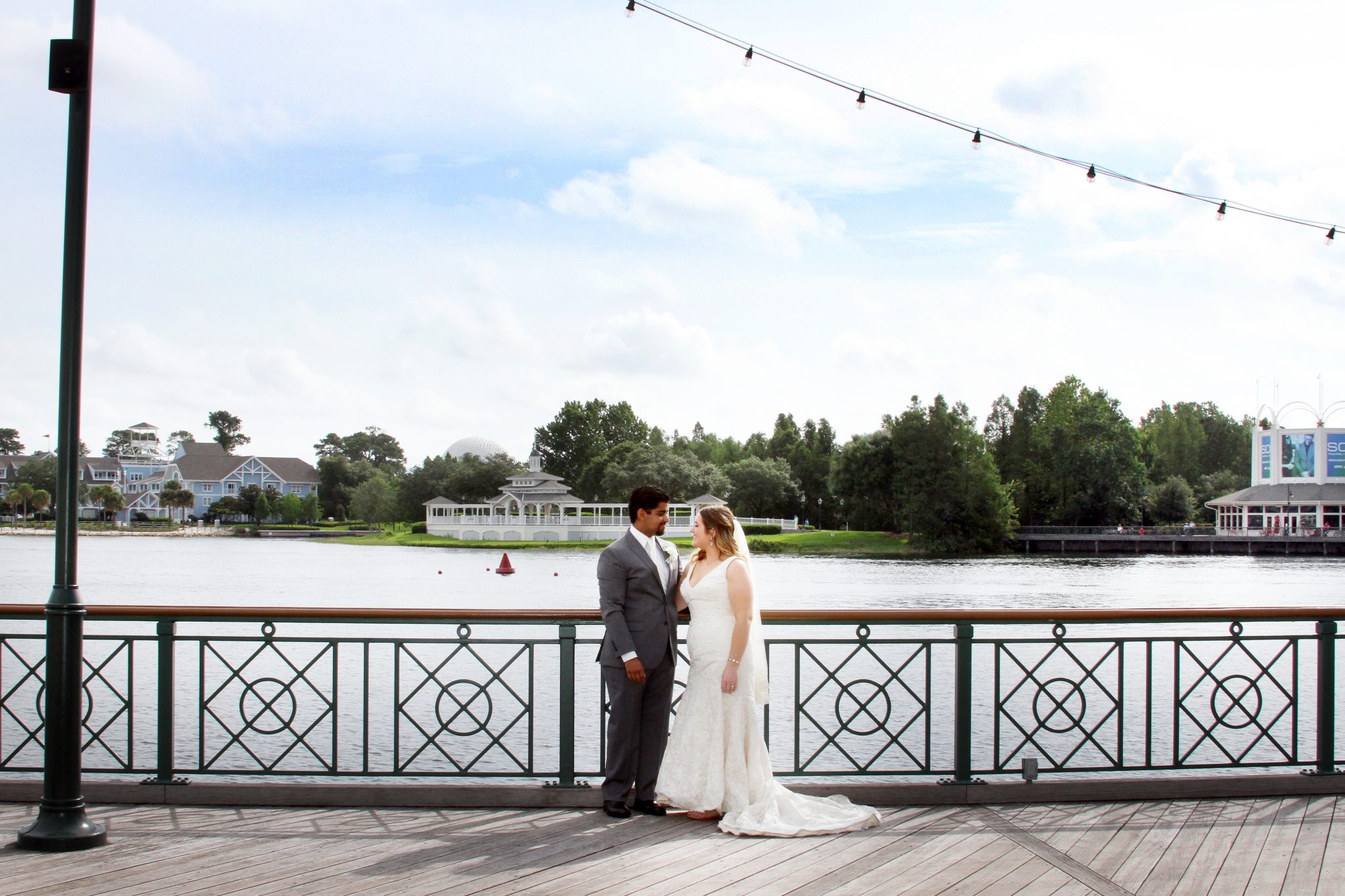 Swan and Dolphin Disney Wedding | Karen and Vishaal